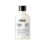 L´Oreal Professionnel Metal Detox šampoon juuksevärvi erksuse säilitamiseks 300ml