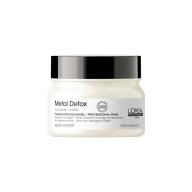 L´Oreal Professionnel Metal Detox mask juuksevärvi erksuse säilitamiseks 250ml