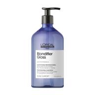 L´Oreal Professionnel  Blondifier Gloss sära andev šampoon blondidele juustele 750ml
