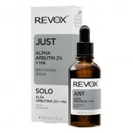 Revox Just seerum Alfa - arbutiin 2% + hüaluroonhape