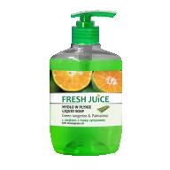Fresh Juice vedelseep roheline mandariin