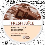 Fresh Juice suhkrukoorija šokolaad-martsipan