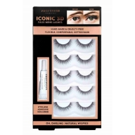Profusion kunstripsmed Iconic 3D Oh Darling Natural Wispies