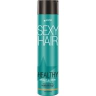 Healthy Sexy Hair Bright Blonde Violetset pigmenti sisaldav šampoon 300ml