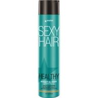 Healthy Sexy Hair Bright Blonde Violetset pigmenti sisaldav palsam 300ml