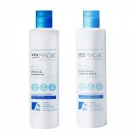 Sea Magik mineraalidega komplekt šampoon+palsam