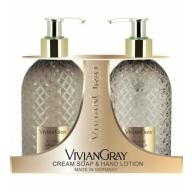 Vivian Gray Gemstone komplekt Ylang-Vanilla 3528