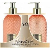 Vivian Gray Gemstone komplekt Neroli-Amber 3508