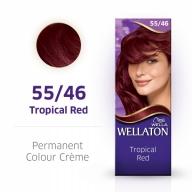 Wellaton Maxi Single püsivärv 55/46 troopiline punane
