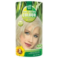 Henna Plus Long Lasting Colour juuksevärv 10.01 highlight silver blond*