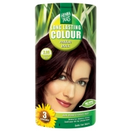 Henna Plus Long Lasting Colour juuksevärv  2.66 reddish black