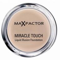 Max Factor Miracle Touch Foundation jumestuskreem 45