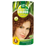 Henna Plus Long Lasting Colour juuksevärv 7.54 caffe latte