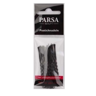PARSA 26050 vanaemanõelad 6 cm/25 tk/mustad