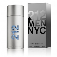 Carolina Herrera 212 for Men Eau de Toilette 100 ml