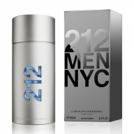 C.HERRERA 212 MEN EDT 50 ML*