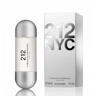 Carolina Herrera 212 Eau De Toilette 30+30 ml