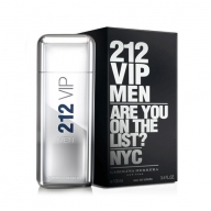 C.HERRERA 212 VIP MEN EDT 50 ML*