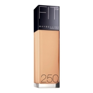 Maybelline Fit Me! Liquid Foundation jumestuskreem 250