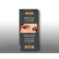 Venita Henna Color kulmuvärv grafiit