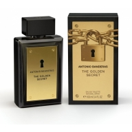 A.BANDERAS GOLDEN SECRET EDT 100 ML