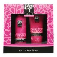 Treets Rose&Pink Pepper komplekt 7000015