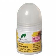 Dr. Organic rulldeodorant vitamiin E