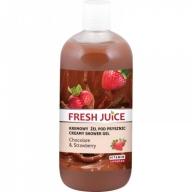 Fresh Juice dušigeel šokolaad&maasikas GP 982