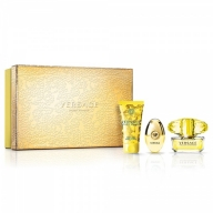 Versace Yellow Diamond Set Eau de Toilette 50 ml+ihupiim+edt 10ml