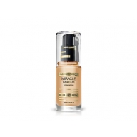 MF JUMESTUSKREEM MIRACLE MATCH FOUNDATION 45/warm almond
