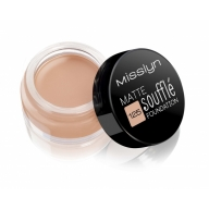 "Misslyn Matte Souffle Foundation jumestuskreem 125 ""almond"""
