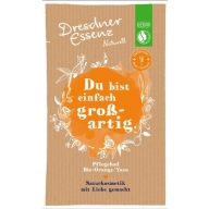 Dresdner Essenz Bio vannisool apelsin-yuzu