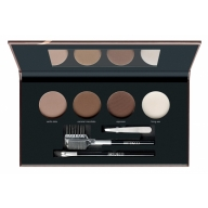 Artdeco Most Wanted Brows Palette kulmupalett 2 Light medium