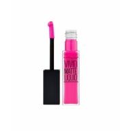 """Maybelline Vivid Matte kirgas matt huulevärv 15 """"electric pink"""""""