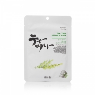 Mitomo Tea Tree Essence Mask teepuuessentsi näomask
