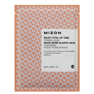 Mizon Enjoy Vital-Up Time Firming Mask pinguldav kangast näomask garnaatõunaga