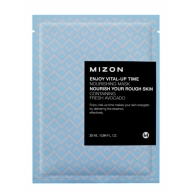 Mizon Enjoy Vital-Up Time Nourishing Mask toitev kangast näomask avokaadoga