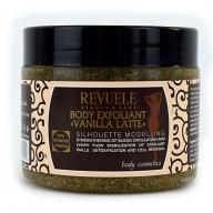 Revuele Body Exfoliant Vanilla Latte, kehakoorija kohv-vanilje 902908