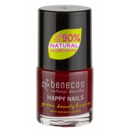 "Benecos Happy Nails küünelakk ""cherry red"""