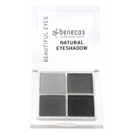 "Benecos Natural Quattro lauvärv ""smokey eyes"" 003"