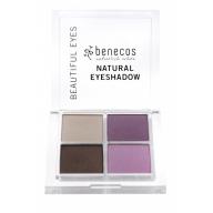 "Benecos Natural Quattro lauvärv ""beautyful eyes"" 001"