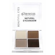 "Benecos Natural Quattro lauvärv ""coffee&cream"" 002"