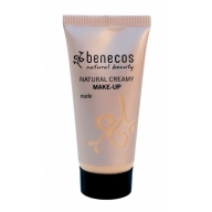 "Benecos Natural Creamy jumestuskreem ""nude"""