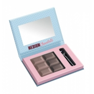 "Misslyn Chocolate Brow Duo kulmuvärv 4 ""medium chocolate"""