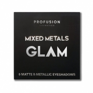 Profusion Mixed Metals Glam meigipalett 6856-2B