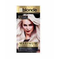 Jerome Russell Bblonde Maximum Blonding Kit blondeerimiskomplekt nr 1