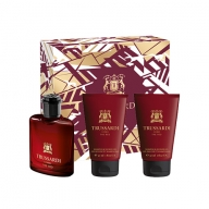 Trussardi Uomo The Red Set Eau de Toilette 30ml+2X30ml dušigeel