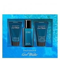 Davidoff Cool Water Man komplekt  Eau de Toilette 40 ml+Dušigeel + ASB