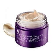 Mizon Collagen Power Firming Enriched Cream - näokreem kollageeniga