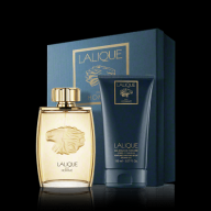 Lalique Homme Lion Set Men Eau de Parfum125ml+dušigeel 150 ml